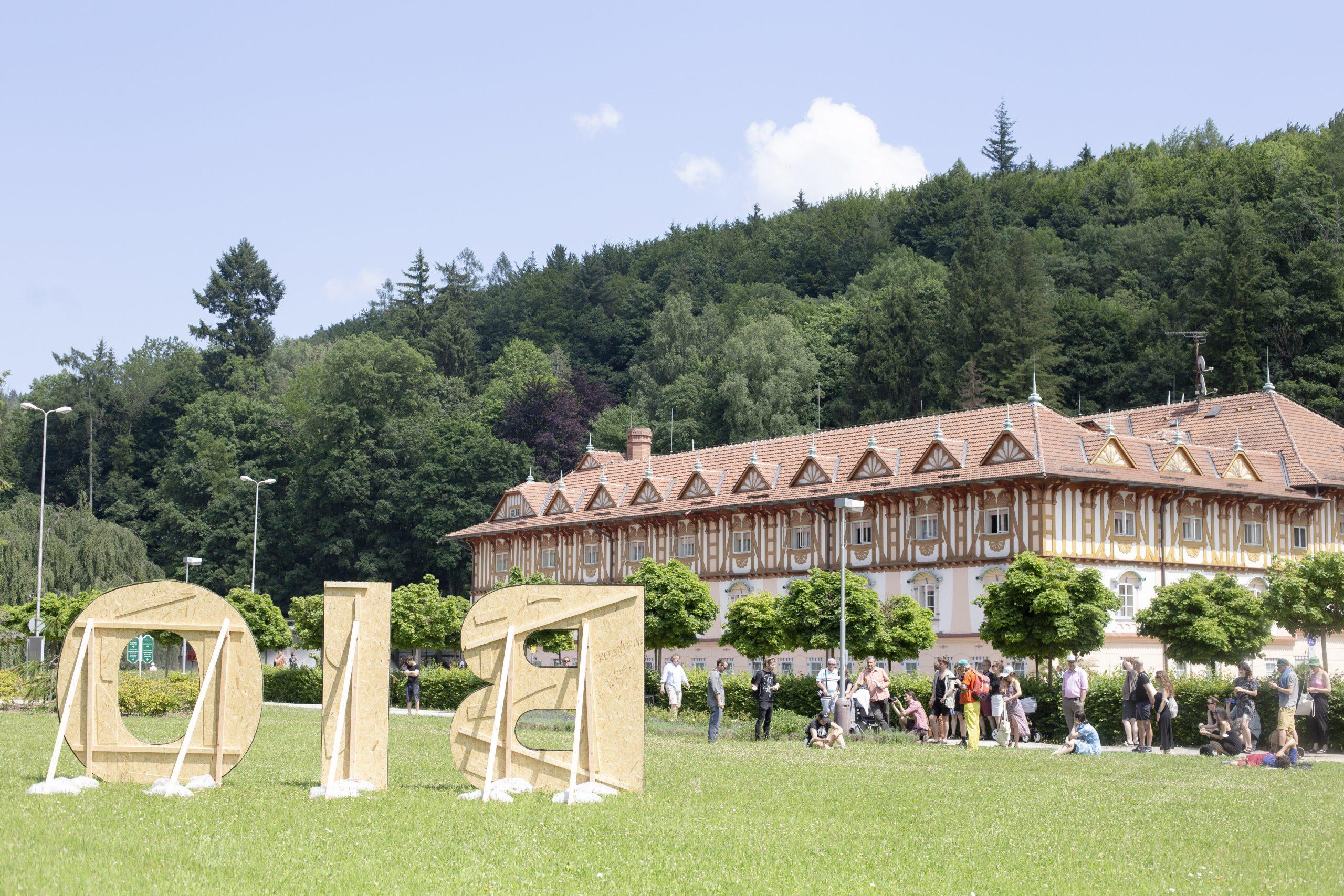 architektura Luhačovic